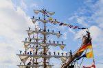 Voyage sur les mers du monde à l'Armada de Rouen