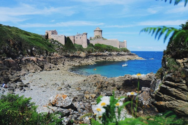 Randonnée entre le Cap Fréhel et le Fort La Latte
