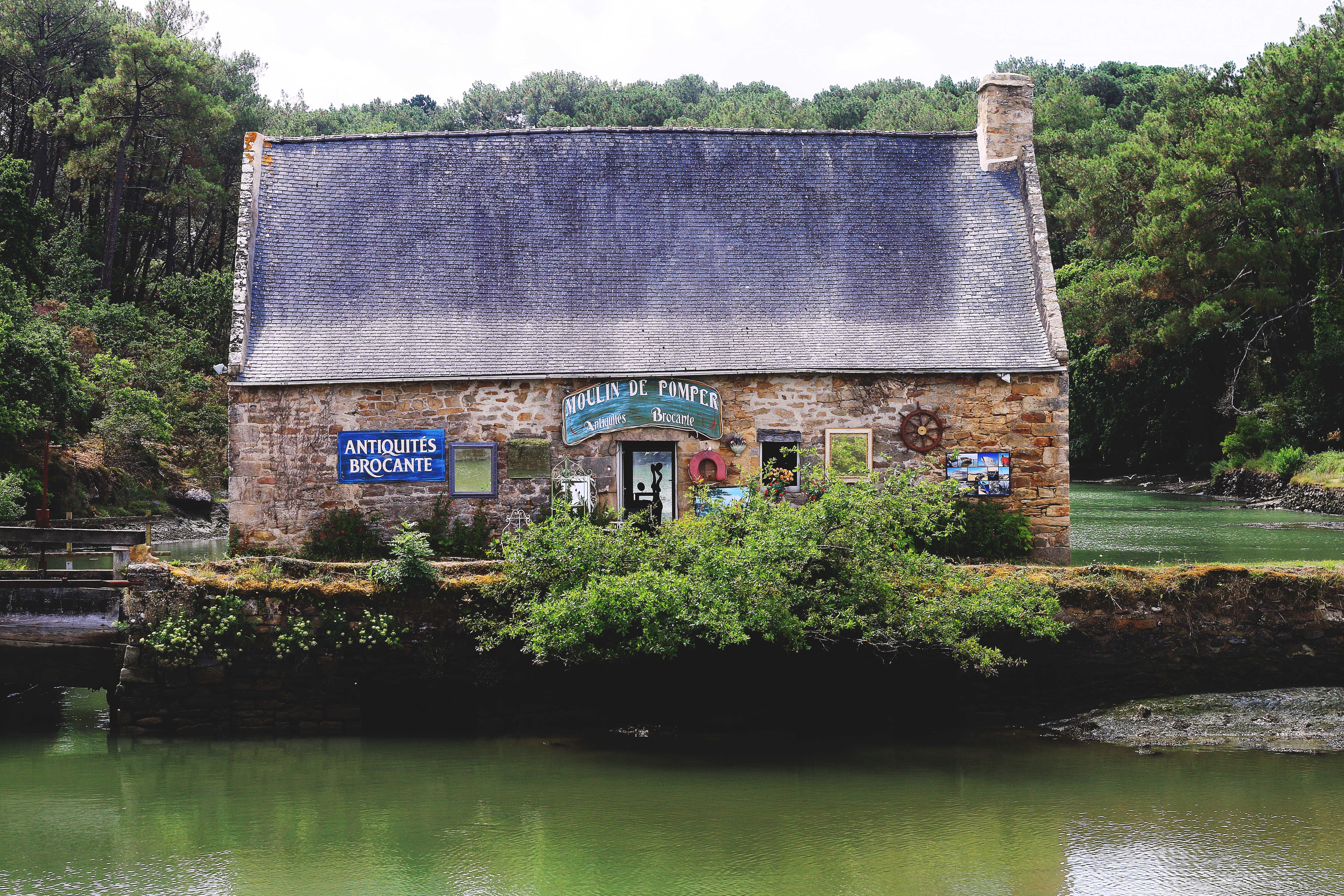 Moulin de Pomper