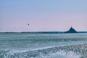 Instameet au Mont-Saint-Michel : traversée de la Baie