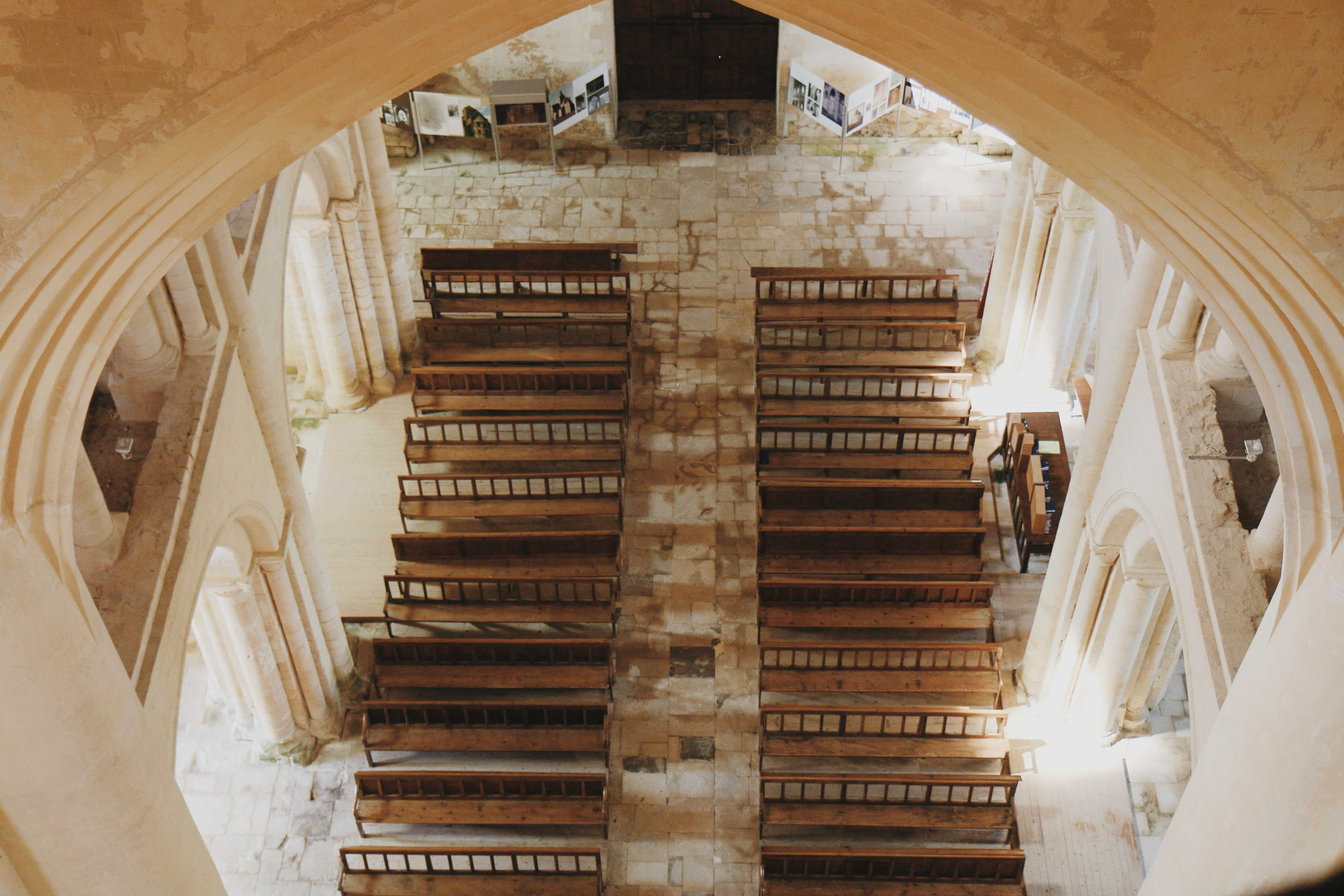 Abbaye de Cerisy la Fôret