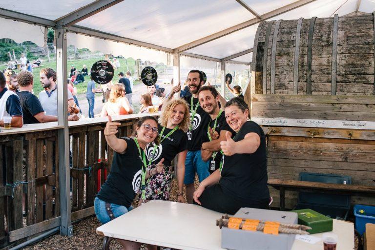 5 bonnes raisons d'être bénévole en festival