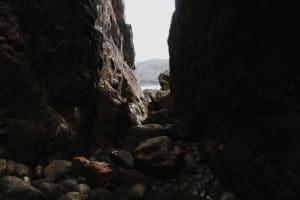A la découverte des grottes du Nez de Jobourg