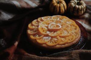 Pâtisseries d'automne
