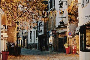 Road trip d'automne dans le Morbihan