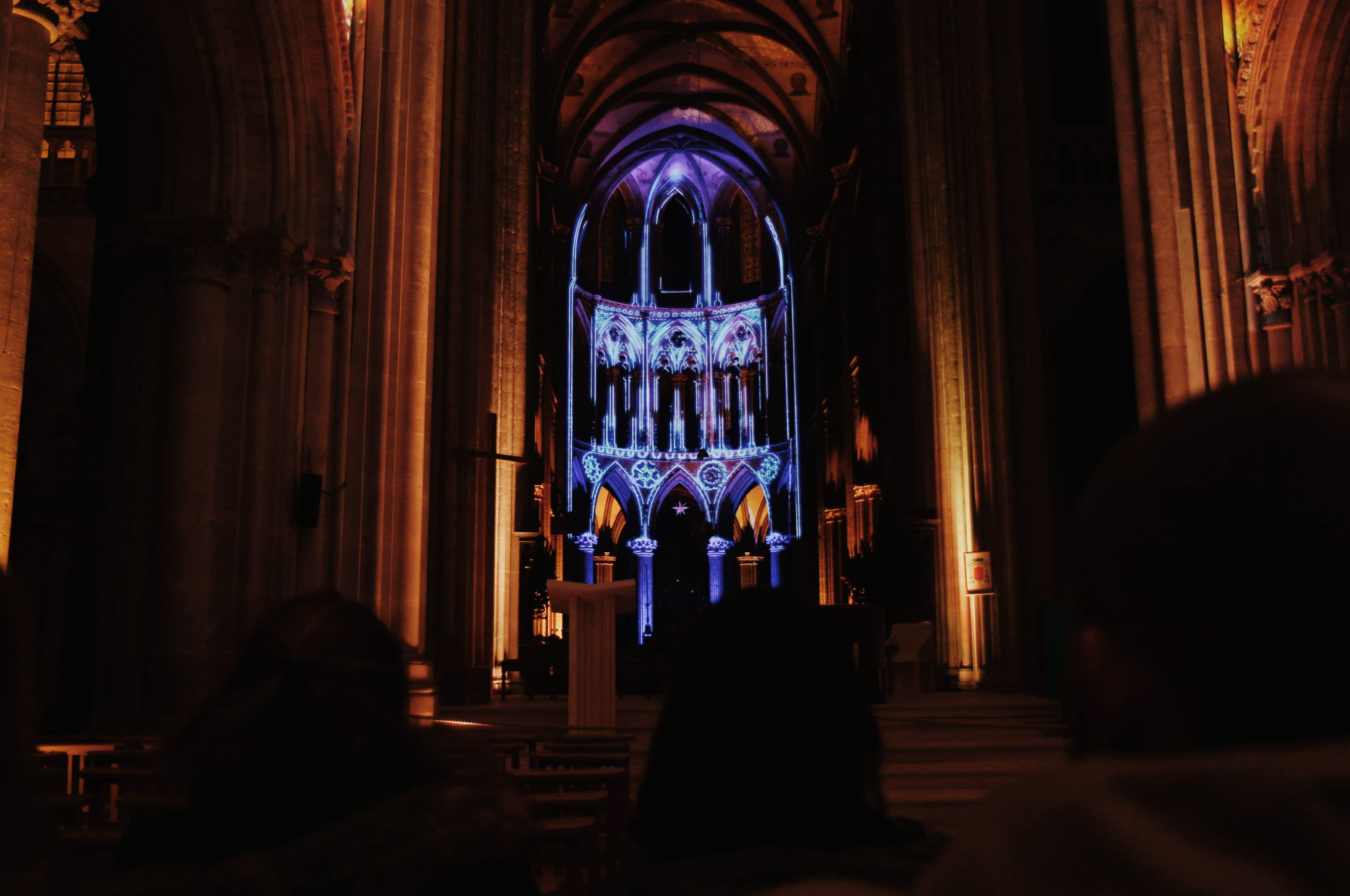"Spectacle ""La Cathédrale de Guillaume"""