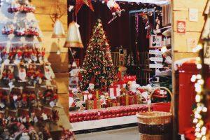 Le Chalet du Père Noël des Pépinières de Bavent