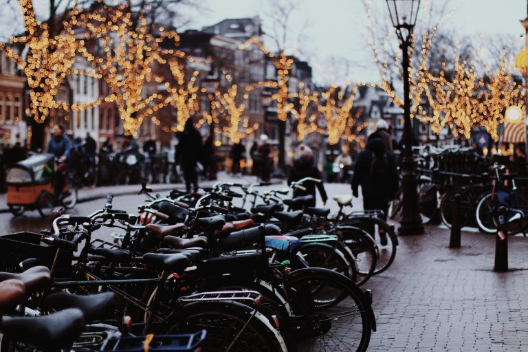 A la découverte d'Amsterdam en hiver