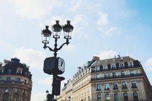 Balade d'hiver ensoleillée à Paris