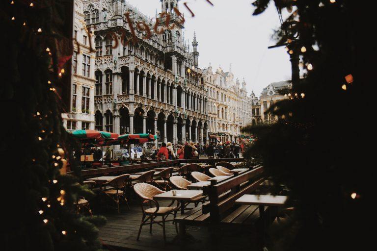 Séjour de fin d'année à Bruxelles