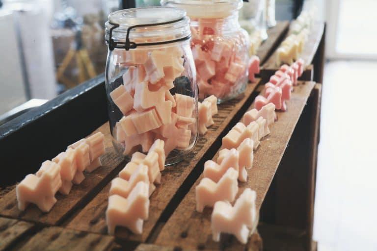 La fabrication de savon à l'Asinerie Lisane