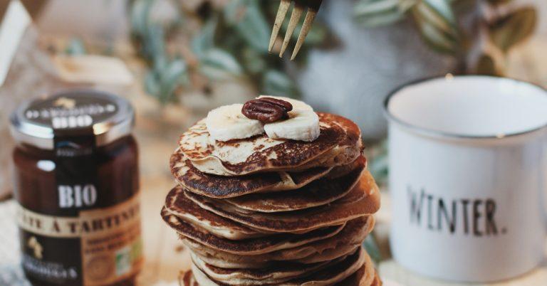 Pancakes moelleux rapides et faciles à préparer